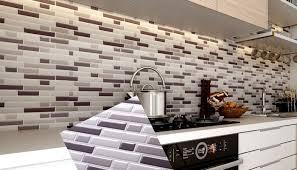 Peel And Stick Tile Designs Peel And Stick Tile Backsplash For Kitchen Wall Mosaic