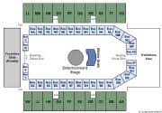 Travis County Expo Center Seating Chart Luedecke Arena At Travis County Exposition Center Tickets