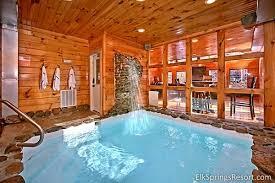 gatlinburg one bedroom cabin with indoor pool. splashin hideaway pool cabin in gatinburg - a 2 bedroom luxury with private indoor gatlinburg one