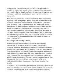sample essay on leadership styles thumb ml sample essay on leadership styles