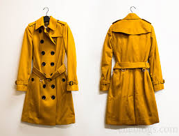 review burberry sandringham fit cashmere trench coat