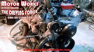 chevy ls engine 6 7l high performance engine dyno test