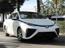new car 2016 toyota2016 Toyota Mirai Hydrogen Fuel Cell Car First Photos From Test Drive