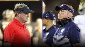Georgia vs. Notre Dame odds, prediction, betting trends for