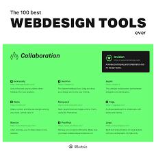 Best Design Tool For Website Roundup The 100 Best Web Design Tools