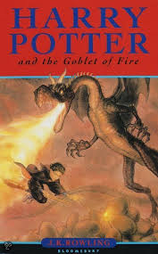harry potter and the goblet of fire j k rowling