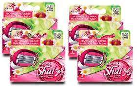 <b>Dorco Shai</b> SoftTouch 6- Six Blade Razor Shaving System- Value ...