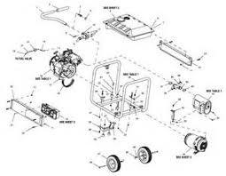 generac gp5500 wiring diagram images wiring diagram likewise generac 5943 0 gp7500e portable generator parts