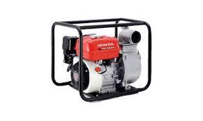 Honda, 3-inches Manual Water Pump, 4.9 HP, WL30XH DR - Mamtus Nigeria