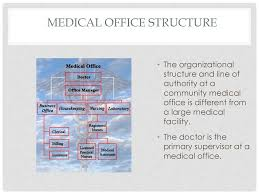 Doctor S Office Organizational Chart Health Care Delivery Systems Ppt Download