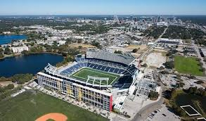 Camping World Stadium Interactive Seating Chart Camping World Stadium Parking Find Book Parking