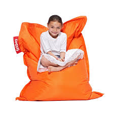 fatboy original foot extra large bean bag chair  hayneedle