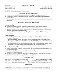 Resume Summary Of Qualifications Examples  Resume Examples