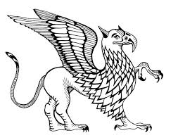 Griffin Coloring Pages New Natuur Kleurplaat Animal Coloring