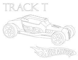 Hot Wheels Ferrari Fxx Coloring Page