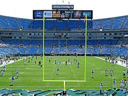 Carolina Panthers Stadium Seating Chart View Carolina Panthers Middle End Zone Panthersseatingchart Com