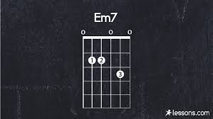 Em7 Guitar Chord The 16 Best Ways To Play W Charts
