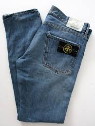 Mens Designer Clothes Sale Stone Island Stone Island Jeans Re T Stonewashed Tapered Mens Pre