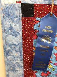 Learn To Make a Blue Ribbon Binding with Rosemary Clark & by Rosemary Clark, formerly of Cooksville, Maryland - now retired in Fort  Myers, Florida Adamdwight.com