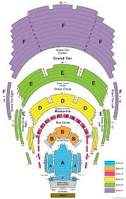Four Seasons Centre Performing Arts Toronto Seating Chart Winspear Opera House Seating Chart