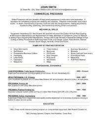 Skilled Trades Resume Examples Pin By Abigail Elarde On Pro Info Sample Resume Resume Resume