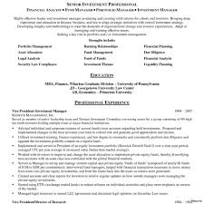 Sample Management Resume Risk Cover Letter Project Ideas