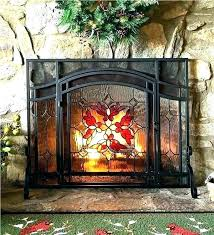 Unique fireplace screens Decorative Unusual Fireplace Screens Screen Custom Beveled Glass Es Autohome Unusual Fireplace Screens Screen Custom Beveled Glass Es Autohome