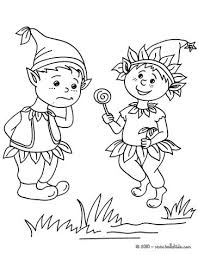 Elves Coloring Pages 28 Fantasy World Coloring Sheets And Kids