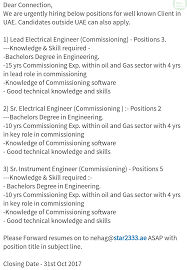 Engineering And Technical Jobs Oil And Gas Engineering Jobs