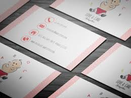 10 Free Business Cards 10 Free Babysitting Business Card Templates On Student Show