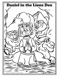 Bible Story Coloring Pages Pdf Color Bros