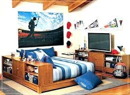 bedroom furniture teenage guys. Bedroom Furniture For Teenage Guys Football Room Ideas Boys Sports Decor Medium Size Of A
