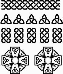 Scottish Symbols And Meanings Chart Celticknotmeanings