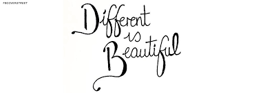 Different Is Beautiful Quotes Best Of Different Is Beautiful Quote Facebook Cover FBCoverStreet