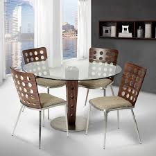dining tables glass top dining table set round glass dining table set circle glass table