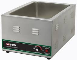 winco fw s600 countertop electric food cooker warmer 1500w restaurant equipment and supplies restaurant depot