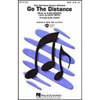 Go the distance - Notenbuch.de