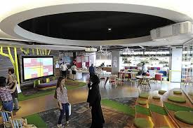google office tour. Sajith Sivanandan, Country Manager Of Google Culture Briefing Q\u0026A And Short Office Tour. ( Tour