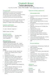 Sample Resume Key Skills Dew Drops