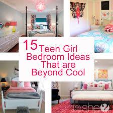 Cool Bedrooms Ideas Teenage Girl Ideas Design Custom Decorating Ideas