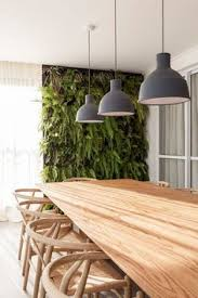 minimalist lighting for an outdoor dining e madeira natural sao paulo dining room furniture