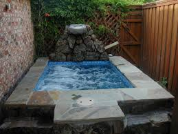 Outdoor Jacuzzi Exotic Outdoor Style Jacuzzi Spa Design Ideas Orchidlagooncom