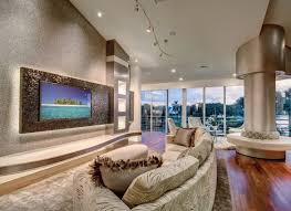 Wall Mount Tv For Living Room 25 Wall Mounted Tv Ideas For Your Viewing Pleasure Home