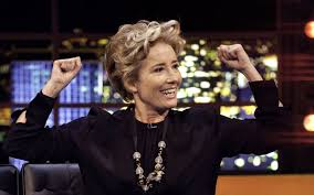 Emma Thompson's most enjoyable quotes - Telegraph via Relatably.com