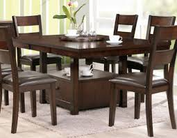 fascinating dining room gratify square table chairs oak and