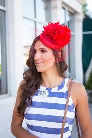 Kentucky Derby Hairstyles Kentucky Derby Stripe Midi Dress A Southern Drawl
