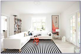 black and white striped rug 8x10