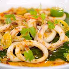 Fried Squid Recipe by Vietnamese Master ...