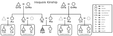 Eskimo Kinship Diagram