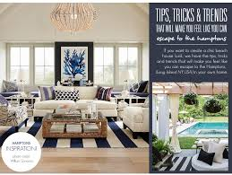 furniture for beach houses. Take Me To The Hamptons: Style Guide Creating A Cool Hamptons Beach Furniture For Houses